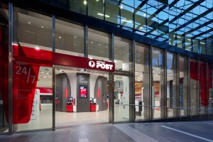 Australia Post Flagship Retail Store, Melbourne