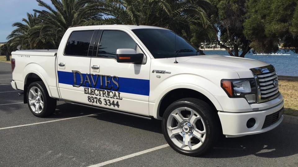 Davies Truck
