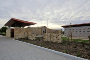 Enfield Mausoleum