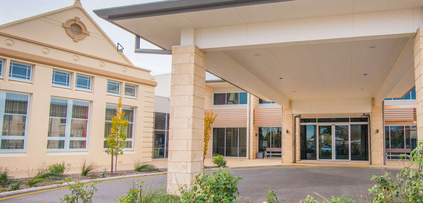 Marry Mackillop Aged Care House